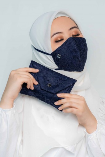 MASK + POUCH BAWAL EXCLUSIVE